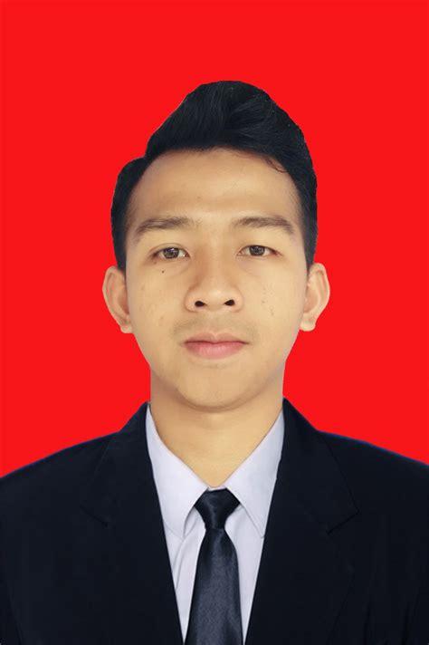 suka fotografi pas foto background merah