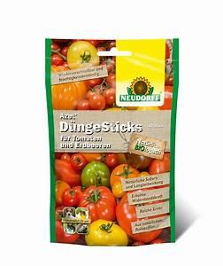 Dünger Für Tomaten : neudorff azet d ngesticks f r tomaten und erdbeeren ~ Watch28wear.com Haus und Dekorationen