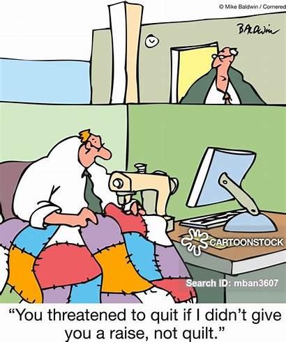 Quilt Quilters Cartoon Cartoons Quilting Funny Comics