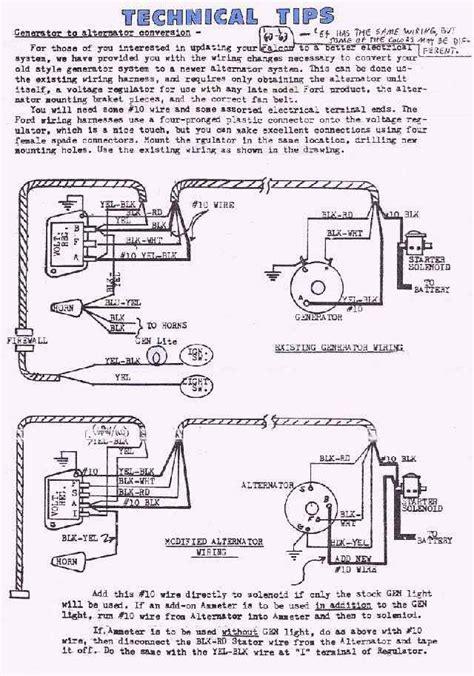 Network Wiring Diagram 1963 Fairlane by 332 428 Ford Fe Engine Forum Generator To Alternator