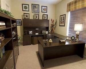 Office breathtaking small home office decorating ideas for for Home office decorating ideas for men