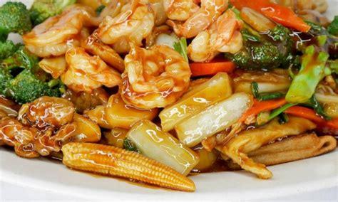 wok cuisine food golden wok restaurant groupon