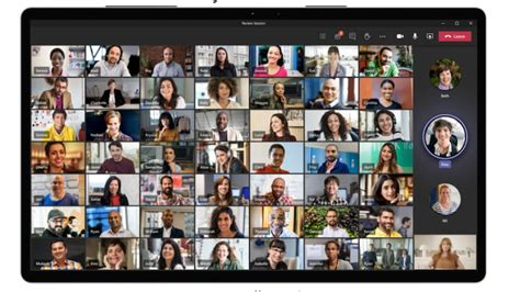 Microsoft Teams introduces Together Mode and other ...