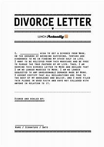 up divorce letter 28 images dear ex husband the best With divorce letter to husband sample