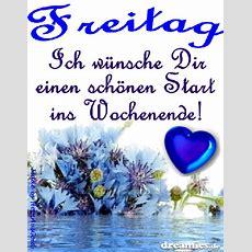 Freitag, Schönen Start Ins Wochenende Whatsapp Und