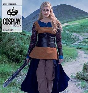 This sewing pattern from Cosplay by McCall's is pretty ...