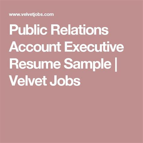 the 25 best ideas about executive resume on