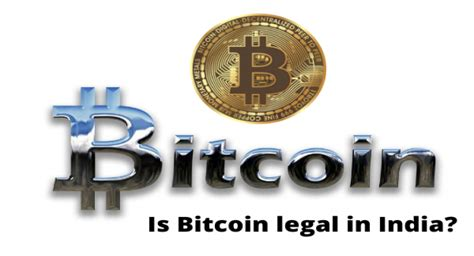 bitcoin legal india