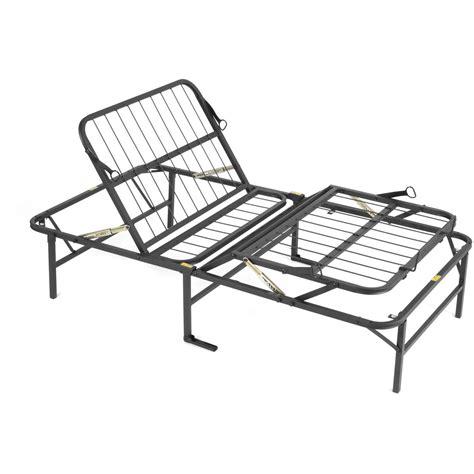 Pragma Bed Frame by Pragma Simple Adjust Bed Frame And Foot
