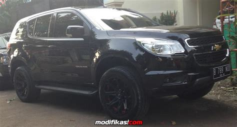 Modifikasi Chevrolet Trailblazer by Chevrolet Trailblazer 2 5 Duramax Diesel
