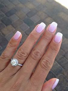 50 Amazing French Manicure Designs – Cute French Nail Art