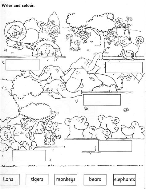 zoo animals worksheets grade 1 zoo animals worksheets grade 1 free worksheet printables