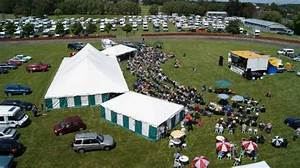 Marton's Country Music Festival, held annually in January ...