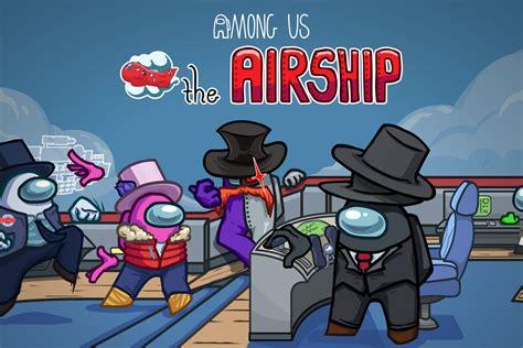 peta airship   resmi dirilis  penjelasannya spin
