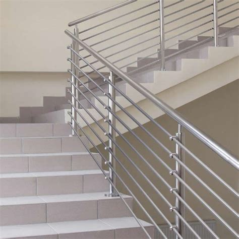 stainless steel banister handrail railing components elbows tees crosses