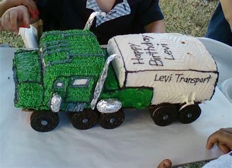 cake truck cakes trucks birthday