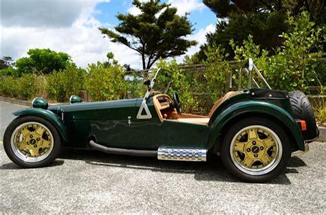 Lotus 7 Replica With Twin-turbo 383