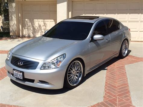 2008 Infiniti G35s, Limo Tint On All Windows Including