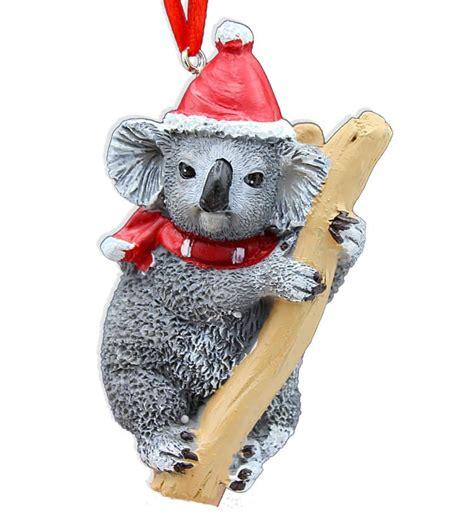 koala tree christmas decoration australia  gift