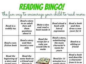 Fun Reading Activity