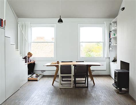 small london apartment  smart design idesignarch