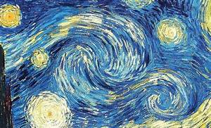 The Starry Night By Van Gogh What It Represents