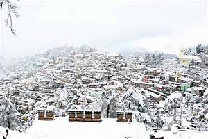 Shimla City Administration On Alert Even As Tourists Count