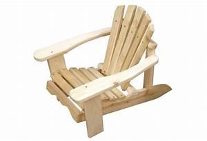 Chaise Bois Enfant : chaise adirondack pour enfants ogni ~ Teatrodelosmanantiales.com Idées de Décoration
