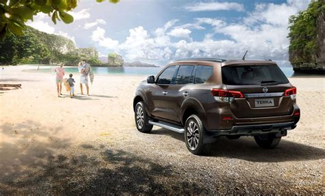 seat nissan terra officially unveiled   philippines