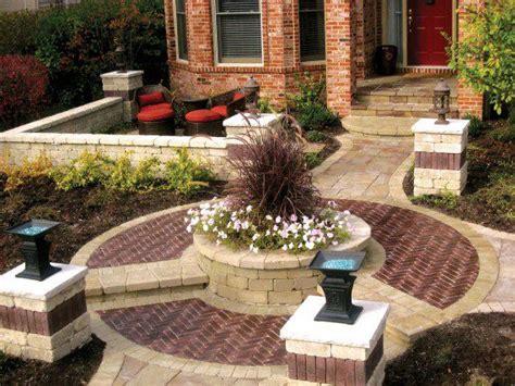 unilock entrance  copthorne paver