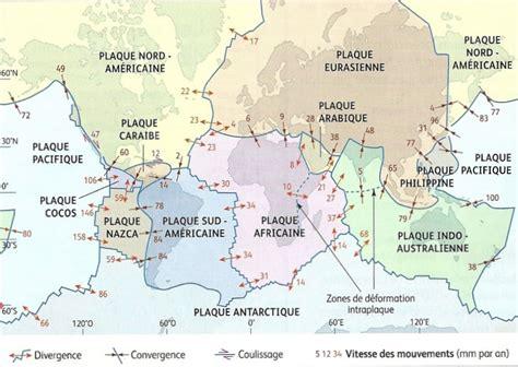 le eplaque chapitre 2 de la dérive des continents à la tectonique