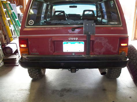 My Swing Out Spare Tire Carrier - Jeep Cherokee Forum