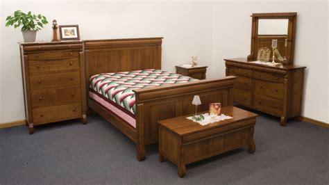 amish bedroom sets