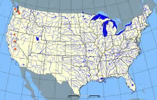 Synonyms For Us River Map With Names - Map of rivers in us with names