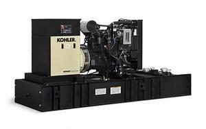 Kohler Industrial Generator Wiring Diagram
