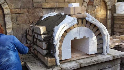 Wood Fired Pizza Oven Plans Diy