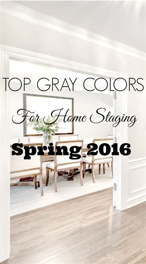 What Paint Colors To Use When Home Staging  Chicago Home