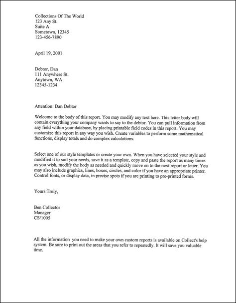 Vorlage Bewerbungsschreiben by Printable Sle Business Letter Template Form Forms And