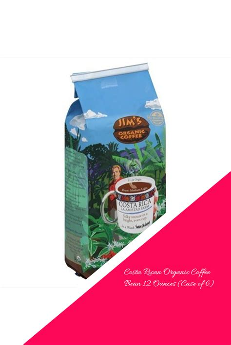Use it in your personal projects or share it as a cool sticker on tumblr, whatsapp, facebook messenger. Costa Rican Organic Coffee Bean 12 Ounces (Case of 6) #sale | Organic coffee beans, Organic ...