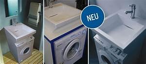 Waschmaschine Unter Waschbecken : waschbecken ber ihrer waschmaschine repasan ~ Watch28wear.com Haus und Dekorationen