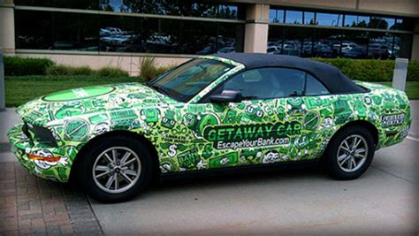 25 Of The Coolest Vehicle Designs From Banks And Credit Unions