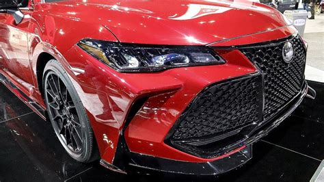 2020 Toyota Avalon by 2020 Toyota Avalon Trd Interior And Exterior