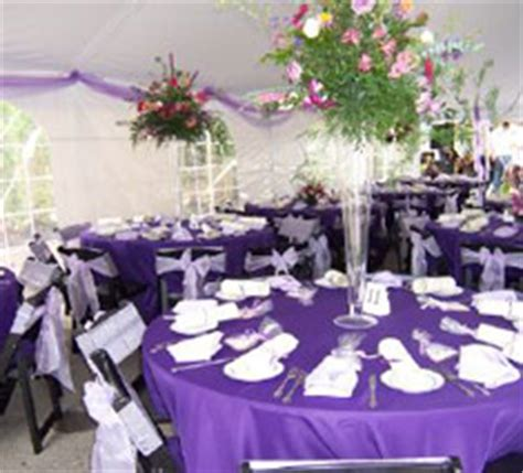 your event rental event planners