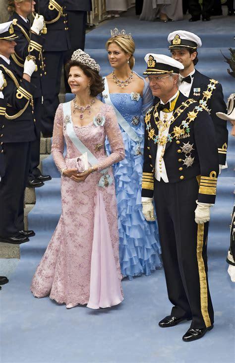 queen silvia  king carl gustaf   wedding