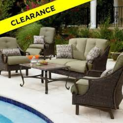 Walmart Patio Chair Cushions by Clearance Patio Furniture Sets Home Depot Home Ideas