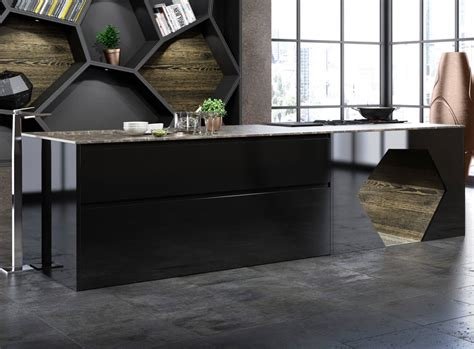 Küche In Schwarz by K 252 Che In Schwarz Matt Oder Hochglanz Was Ist Besser