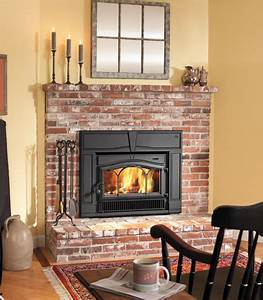 Wood burning fireplace inserts What you need to know