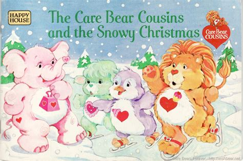 The Care Bear Cousins And The Snowy