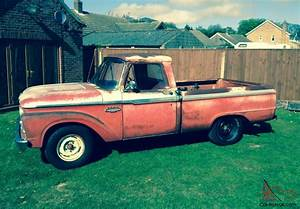 1966 Ford F100 - Dry State Tx From New