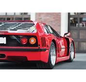 1990 US Spec Ferrari F40
